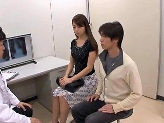 A Pretty Japanese Girl Lets A Doctor Cum In Her Mouth Any Porn