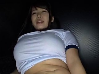 Cock Sucking Treatment Done By The Cutest Of All Japanese Teen Babes